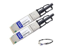 ACP-EP Memory DAC-QSFP28-100G-2MAO Main Image from Front