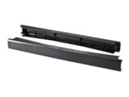 C2G TOOL LESS SNAP-IN FILLER PANEL, 19W X 1.75H, 1 RACK UNIT, BFPT-1RU-10, 36128786, Rack Mount Accessories