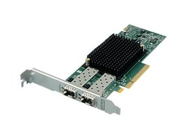 Atto Dual-Channel 16Gb s Gen 6 Fibre Channel PCIe 3.0 Host Bus Adapter, CTFC-162P-000, 33758758, Host Bus Adapters (HBAs)
