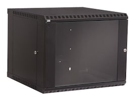 Kendall Howard Fixed Wallmount Cabinet, 9U, 3140-3-001-09, 10068105, Racks & Cabinets