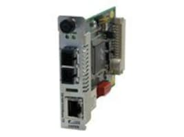 Transition 10 100 1000BaseTX to 1000BaseLX 1310NM SM SC, CGFEB1014-120, 8431737, Network Transceivers