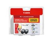 Canon Black PG-210 XL Ink Tank, Color CL-211 XL Ink Tank & 4 x 6 GP-502 Glossy Photo Paper (50 Sheets), 2973B004, 8907117, Ink Cartridges & Ink Refill Kits - OEM