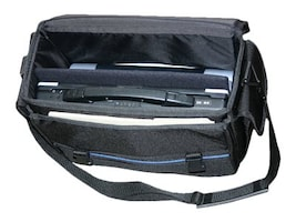 Jelco Carry Case for Projector, Laptop, Printer, JEL-616CB, 30007617, Carrying Cases - Other