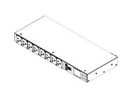 Raritan PX3-4147CR Main Image from Right-angle