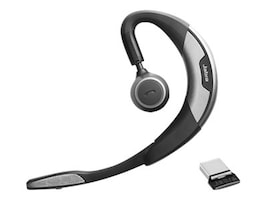 Jabra Motion UC Plus Bluetooth Headset w  Travel Kit for Microsoft Lync, 6640-906-305, 15780871, Headsets (w/ microphone)