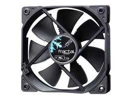 Fractal Design Dynamic X2 GP 120mm Case Fan, Black, FD-FAN-DYN-X2-GP12-BK, 32652011, Cooling Systems/Fans