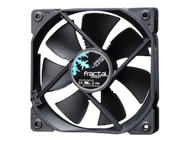 Fractal Design FD-FAN-DYN-X2-GP12-BK Main Image from Right-angle