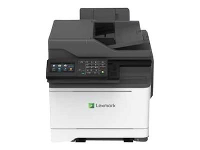 Lexmark CX622ade Color Laser Multifunction Printer, 42C7380, 35791800, MultiFunction - Laser (color)