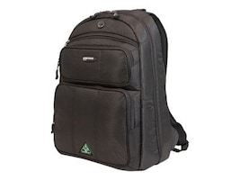 Mobile Edge ScanFast Backpack, Holds 17 Laptop, Black, MESFBP, 8896391, Carrying Cases - Notebook