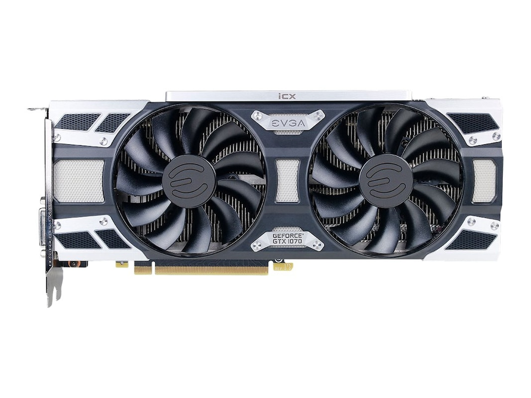eVGA GeForce GTX 1070 Superclocked 2 PCIe 3 0 x16 Graphics