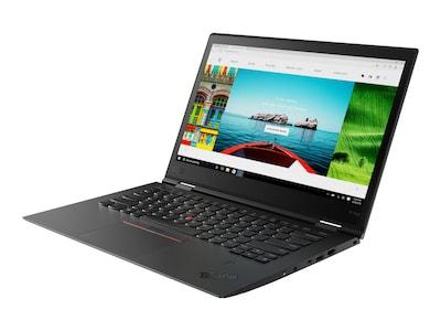 Lenovo TopSeller ThinkPad X1 Yoga G3 Core i5-8250U 1.6GHz 8GB 256GB PCIe ac BT FR WC Pen 14 FHD MT W10P64, 20LD001GUS, 35075740, Notebooks - Convertible