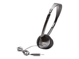 Califone Lightweight Stereo Headphones, 8200-HP, 35621384, Headphones