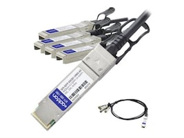 ACP-EP Memory QFX-QSFP-DACBO10MAAO Main Image from Front