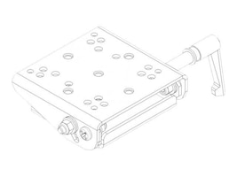 Havis Low Profile Tilt Swivel Device, C-MD-204, 38416790, Mounting Hardware - Miscellaneous