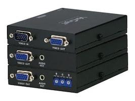 Aten VGA Audio over Cat5 Extender, VE170RQ, 13642096, Video Extenders & Splitters