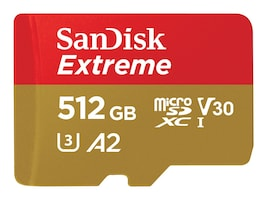 SanDisk SDSQXA1-512G-AN6MA Main Image from Front