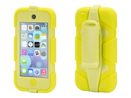 Griffin Survivor Case for iPod Touch 5, Citron, GB36588, 34543206, Carrying Cases - iPod