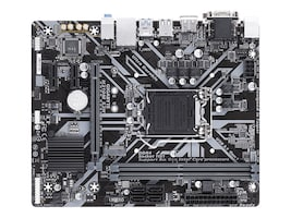 Gigabyte Tech Motherboard, H310M S2H INTEL H310, H310M S2H, 35277042, Motherboards