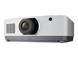 NEC NP-PA653U WUXGA LCD Projector, 6500 Lumens, White with NP41ZL Lens, NP-PA653UL-41ZL, 33802317, Projectors