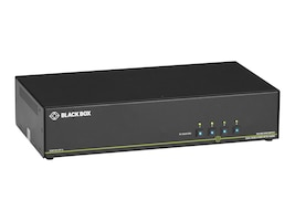 Black Box SS4P-DH-HDMI-UCAC Main Image from Left-angle
