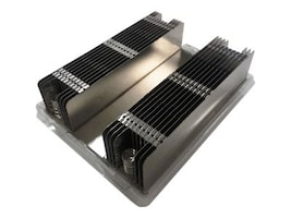 Supermicro 1U Passive Front CPU Heat Sink for X9 2U Twin2+ Series Servers, SNK-P0047PSM, 17425161, Cooling Systems/Fans