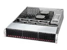 Supermicro Barebones, SuperServer 2028R-E1CR24N 2U RM (2x)E5-2600v3 Family Max.1.5TB DDR4 24x2.5HS Bays 2x920W, SSG-2028R-E1CR24N, 29488345, Barebones Systems