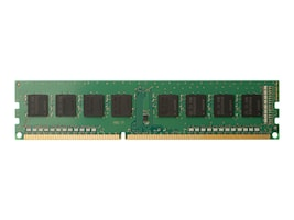 HP 8GB PC4-17000 288-pin DDR4 SDRAM DIMM for Z240 Workstation, T0E51AT, 31475050, Memory