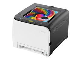 Ricoh SP C261DNw Color Laser Printer, 408234, 35375398, Printers - Laser & LED (color)