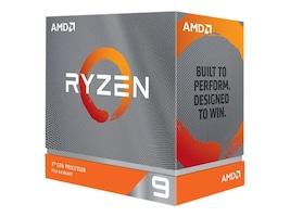 AMD Processor, AMD 16C Ryzen 9 3950X 3.5GHz 4.7GHz Turbo 64MB L3 Cache 105W 3200MHz DDR4, 100-100000051WOF, 37824071, Processor Upgrades