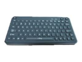 iKEY Rugged Bluetooth Keyboard for Windows 8 with Multilevel Backlight, VESA Mount, BT-80-02, 15532632, Keyboards & Keypads