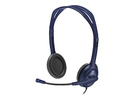 Logitech Wired 3.5mm Headset w  Microphone, 981-000733, 35404216, Headsets (w/ microphone)