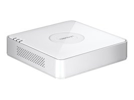 TRENDnet 4-Channel HD PoE NVR w  2TB HDD, TV-NVR104D2, 33245039, Security Hardware