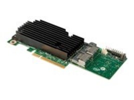 Intel LSI2308-SAS 8-port RAID PCIe IR 0-1E Module, RMS25KB080, 13755998, RAID Controllers
