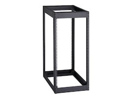 Black Box 4-Post 22U Open Frame Flex Depth Rack, RM7001A-R3, 16838043, Racks & Cabinets