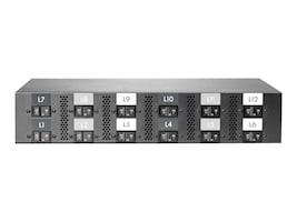 HPE Intelligent Power Distribution Unit 17.3kVA 208V 48A 3-phase (12) C19 Outlet Core NA JP, AF535A, 13754071, Power Distribution Units