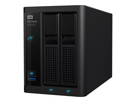 WD 8TB My Cloud Pro Series PR2100 Storage, WDBBCL0080JBK-NESN, 32226477, Network Attached Storage