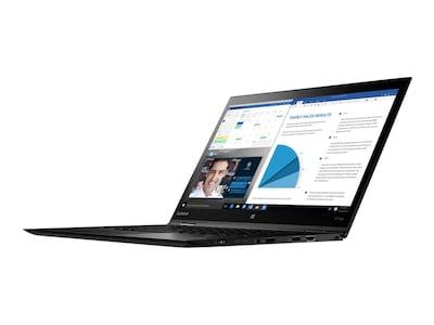 Lenovo TopSeller Thinkpad X1 Yoga G2 Core i7-7500U 2.7GHz 8GB 512GB O2 ac BT FR WC 14 WQHD MT W10P64, 20JD004UUS, 33800063, Notebooks - Convertible