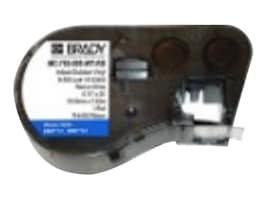 Brady Corp. MC-750-595-WT-BK Main Image from Front