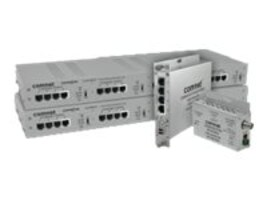 Comnet Comnet CLFE1EOC 1-CHANNEL ETHERNET OVER COAX WITH PASS-THROUGH POE, CLFE1EOC, 32205289, Network Transceivers