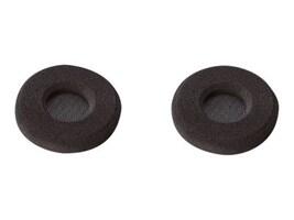 Plantronics Ear Cushions for EncorePro HW510 HW520 (2-pack), 202997-02, 30934015, Headphone & Headset Accessories
