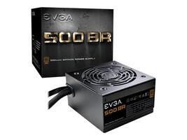 eVGA 500W 80 Plus Bronze Power Supply Unit, 100-BR-0500-K1, 35858402, Power Supply Units (internal)