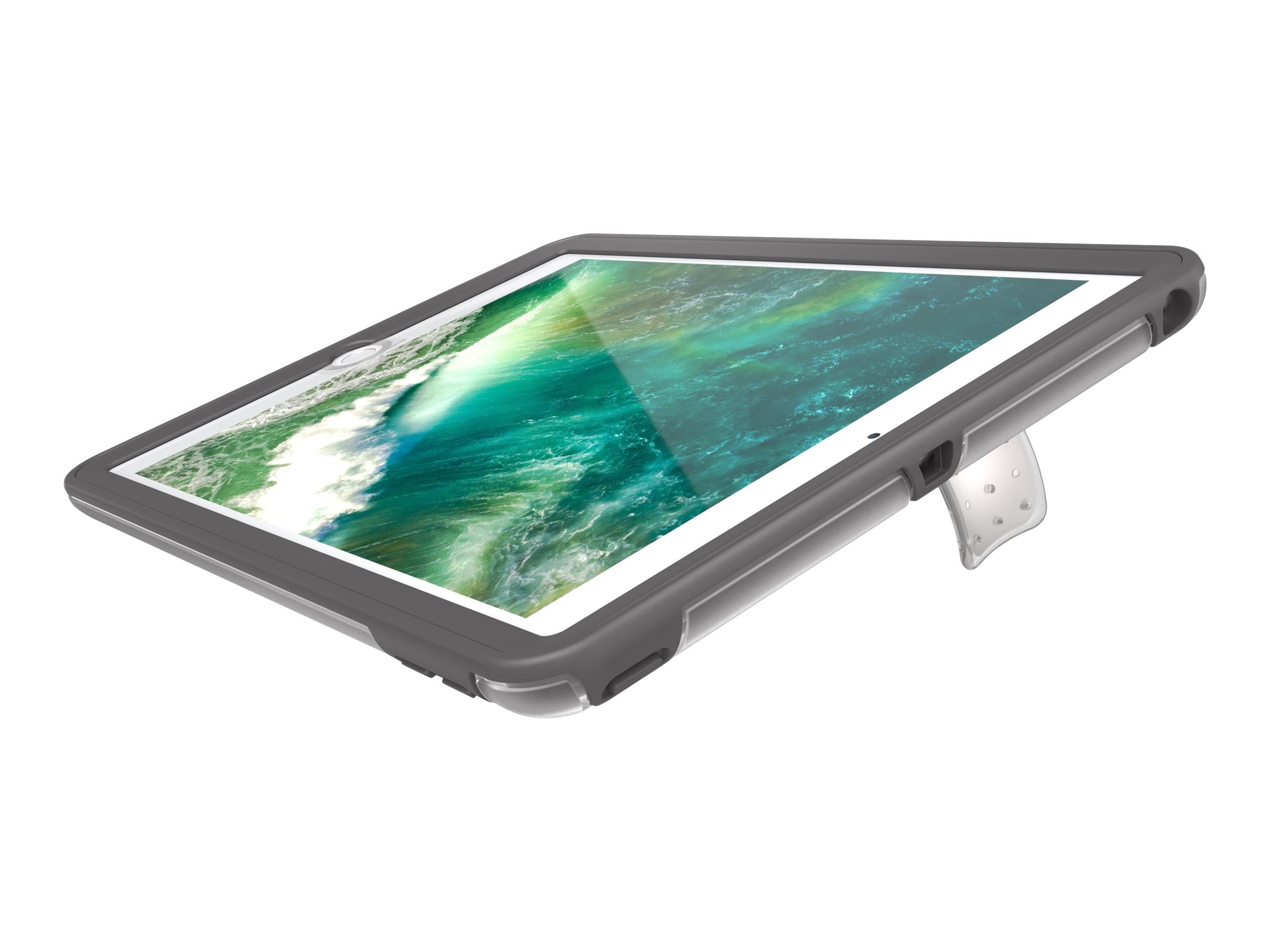 meet f1126 d7d7c OtterBox UnlimitEd Series Case for iPad 5th 6th Gen, Slate Gray, Pro Pack