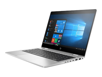 HP EliteBook x360 830 G6 Core i5-8365U 1.6GHz 16GB 256GB SED ax BT FR WC 13.3 FHD MT SV W10P64, 7MS76UT#ABA, 37190750, Notebooks - Convertible
