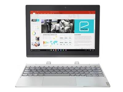 Lenovo MIIX320 Atom Z8350 4GB 128GB W10P 1YR, 80XF00AVUS, 34048854, Tablets
