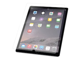 Zagg invisibleSHIELD Screen Protector for 12.9 iPad Pro, Clear, ID7GLS-F00, 31141623, Protective & Dust Covers