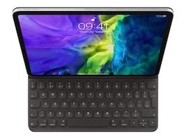 Apple Smart Keyboard Folio for 11-inch iPad Pro (2nd Gen) and iPad Air (4th Gen) - US English, MXNK2LL/A, 38234793, Keyboards & Keypads