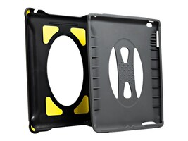 Brenthaven BX2 Protector for iPad 2 3 Retina, Gray, #2500, 16992366, Carrying Cases - Tablets & eReaders