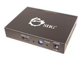 Siig DVI and Audio to HDMI Converter, CE-HM0031-S1, 8411023, Scan Converters