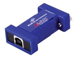 B&B Electronics RS-232 DB9 Male USB Converter, 232USB9M-LS, 16548441, Adapters & Port Converters