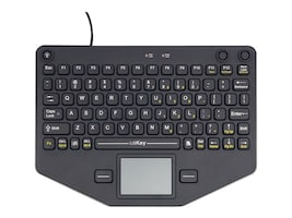 iKEY Compact Mobile Keyboard w  Touchpad, SL-80-TP, 32591298, Keyboards & Keypads